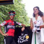 Richie Porte abandona el Tour por caída
