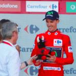 Rubén Fernández es uno de los del relevo del ciclismo español