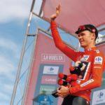 Froome en la Vuelta a España
