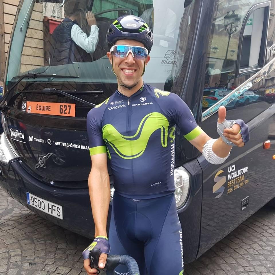 Castroviejo correrá en el Sky el año 2018