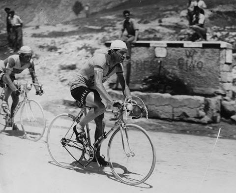 la salida del Giro desde Israel