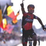 Van Avermaet gana la Gante-Wevelgem
