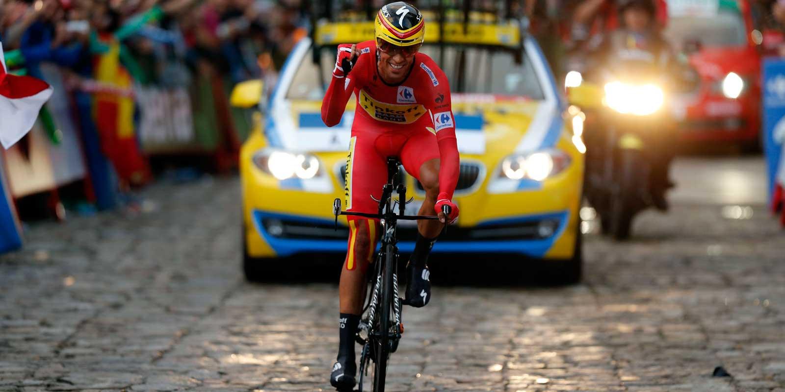 Alberto Contador Vuelta 2014 JoanSeguidor