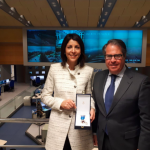 Anna González medalla DGT JoanSeguidor