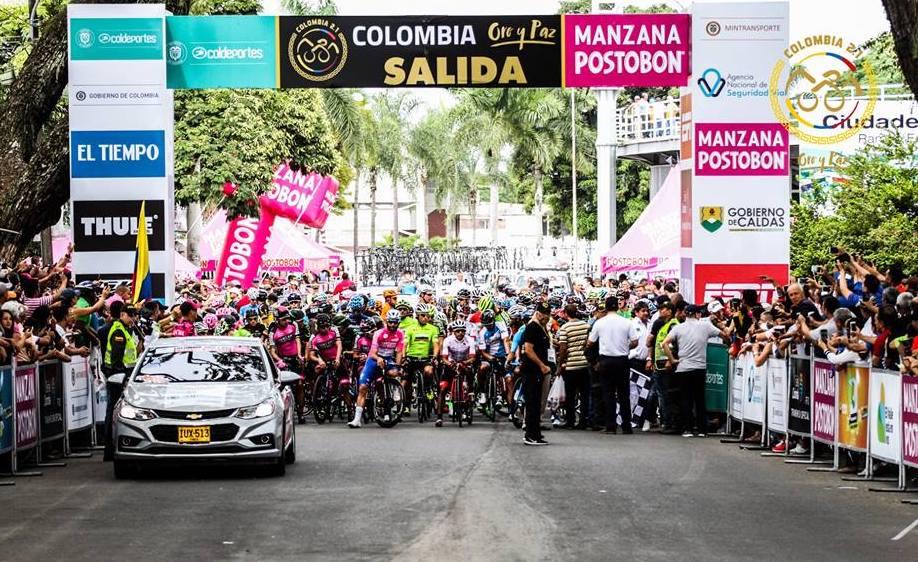 Ciclismo en Colombia JoanSeguidor
