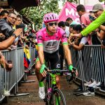 Gente del ciclismo Rigoberto Uran azafata JoanSeguidor
