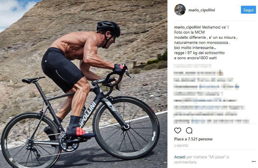 Mario Cipollini Instagram JoanSeguidor
