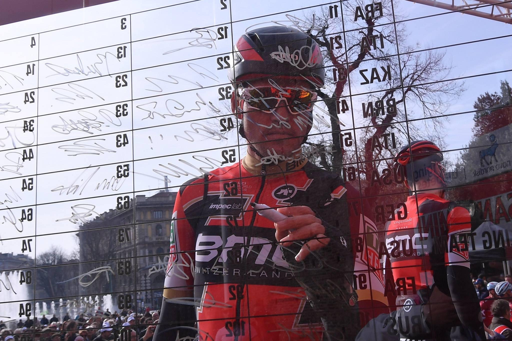 Milán-San Remo Van Avermaet JoanSeguidor