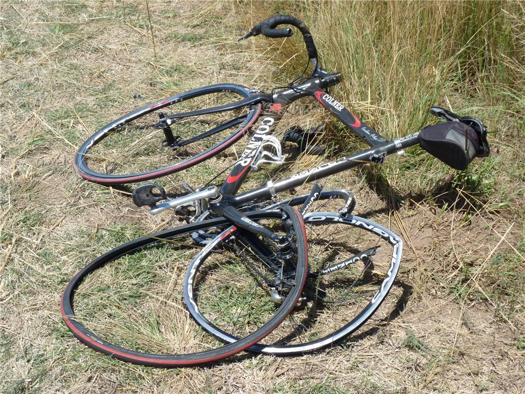 Accidentes ciclistas JoanSeguidor