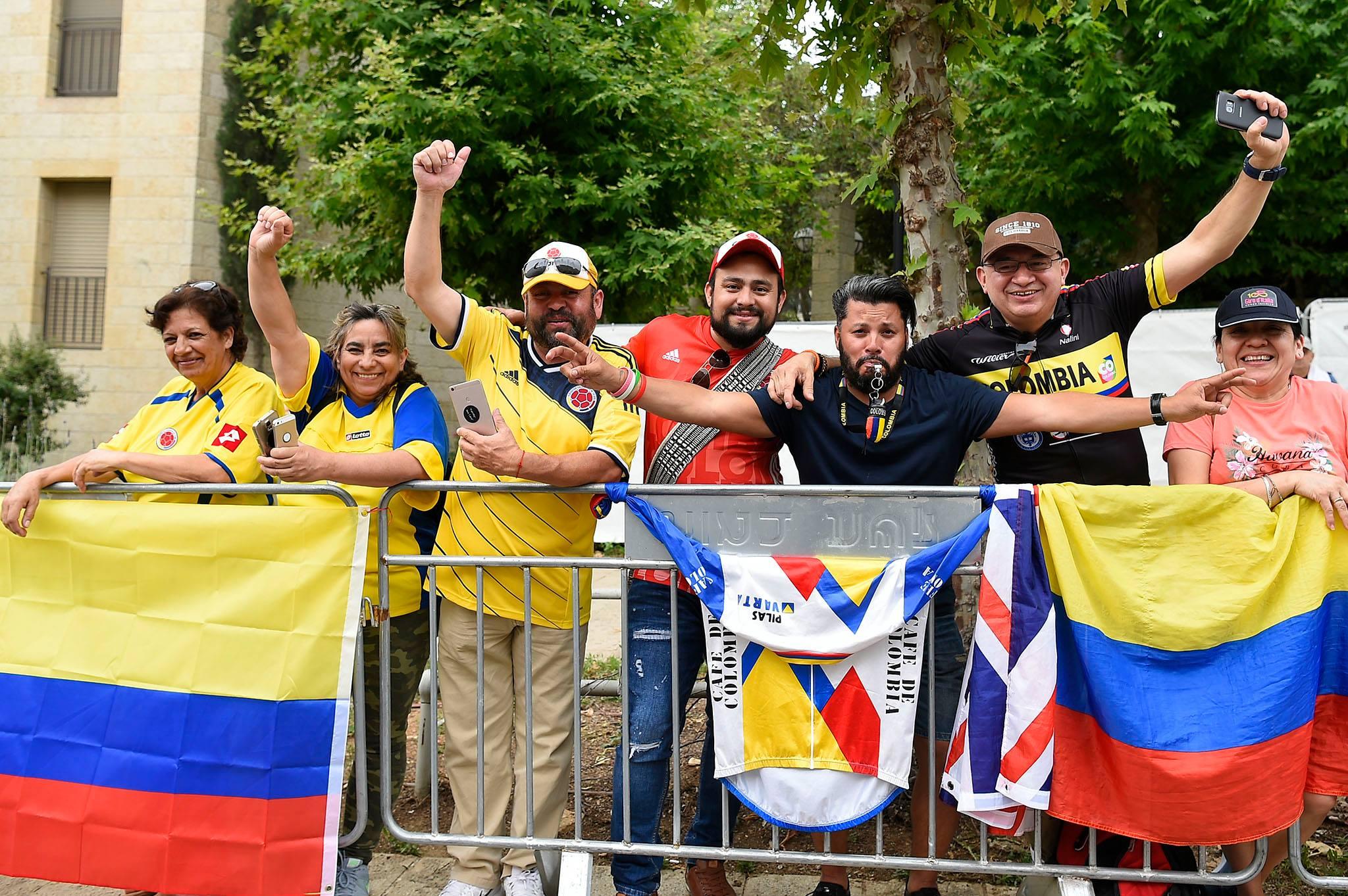 Giro ciclismo colombiano JoanSeguidor