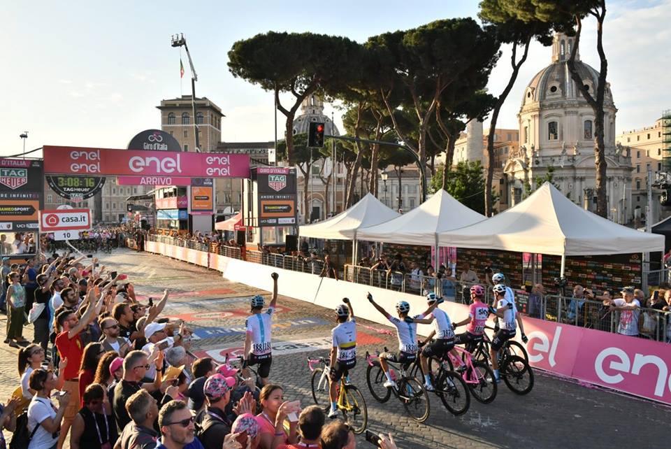 Giro de Italia - Chris Froome Roma JoanSeguidor