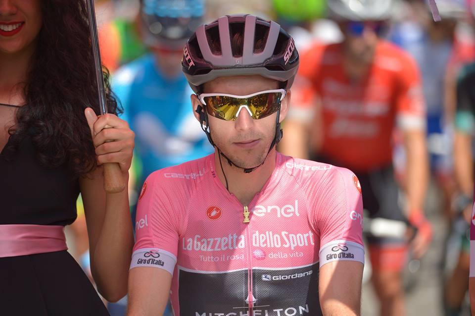 Giro de Italia - Simon Yates Prato Nevoso JoanSeguidor