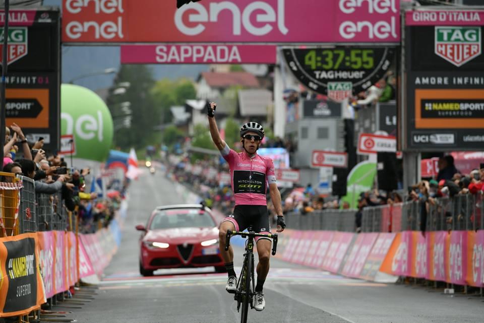 Simon Yates - Sappada Giro de Italia JoanSeguidor
