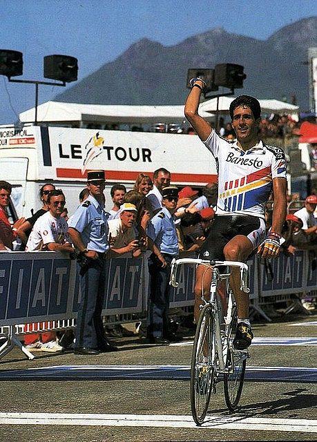 Tour de Francia - Miquel Indurain Luz Ardiden JoanSeguidor