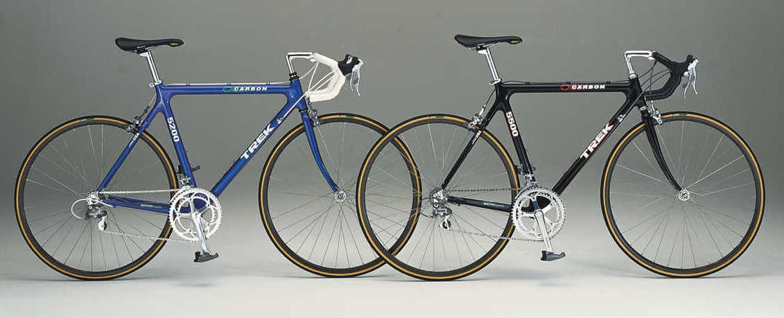 Trek bicicletas de carretera de carbono JoanSeguidor