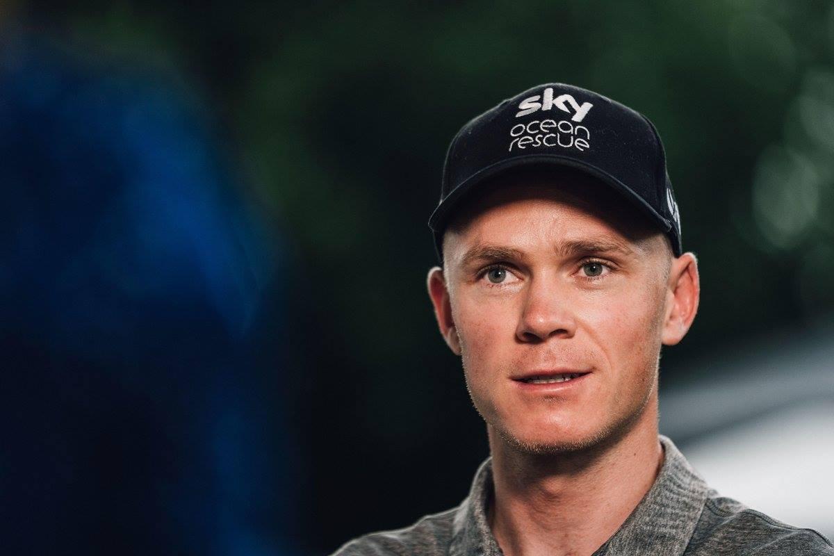 Chris Froome - pitos Tour Francia JoanSeguidor