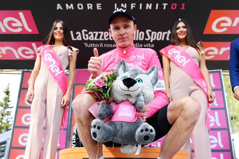 Giro Italia - Froome rendimiento 4 JoanSeguidor