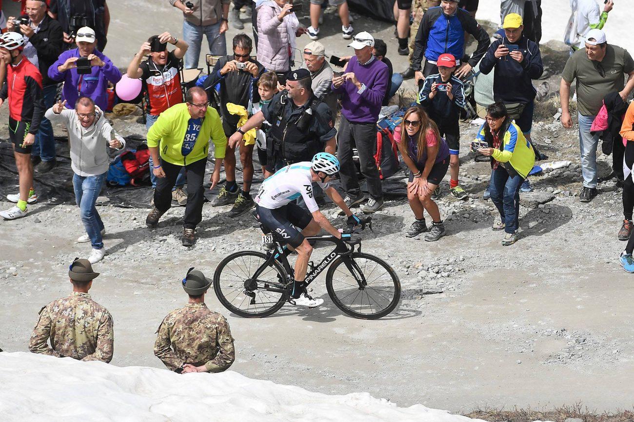 Giro Italia - rendimiento Froome 3 JoanSeguidor