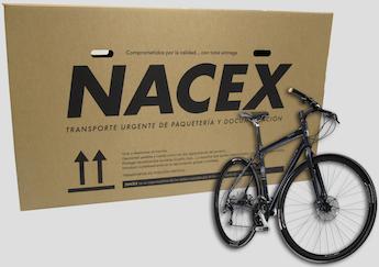Nacex Bicibox JoanSeguidor