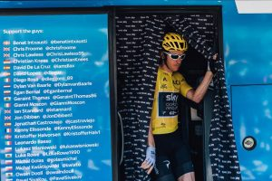 Tour Team Sky - Geraint Thomas JoanSeguidor
