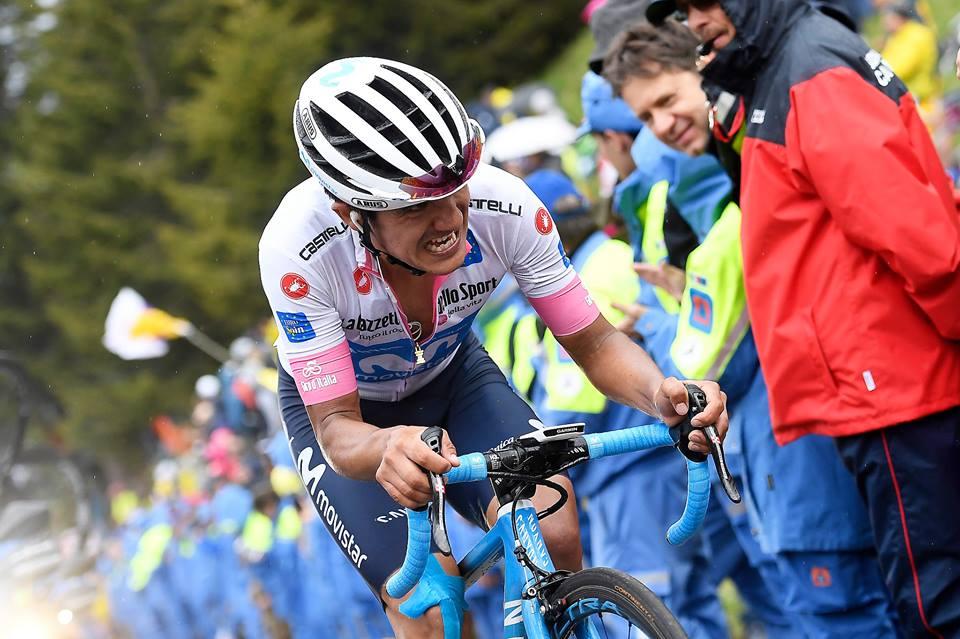 Ciclistas ecuatorianos - Richard Carapaz JoanSeguidor
