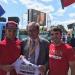 Ion y Gorka Izagirre La Vuelta JoanSeguidor