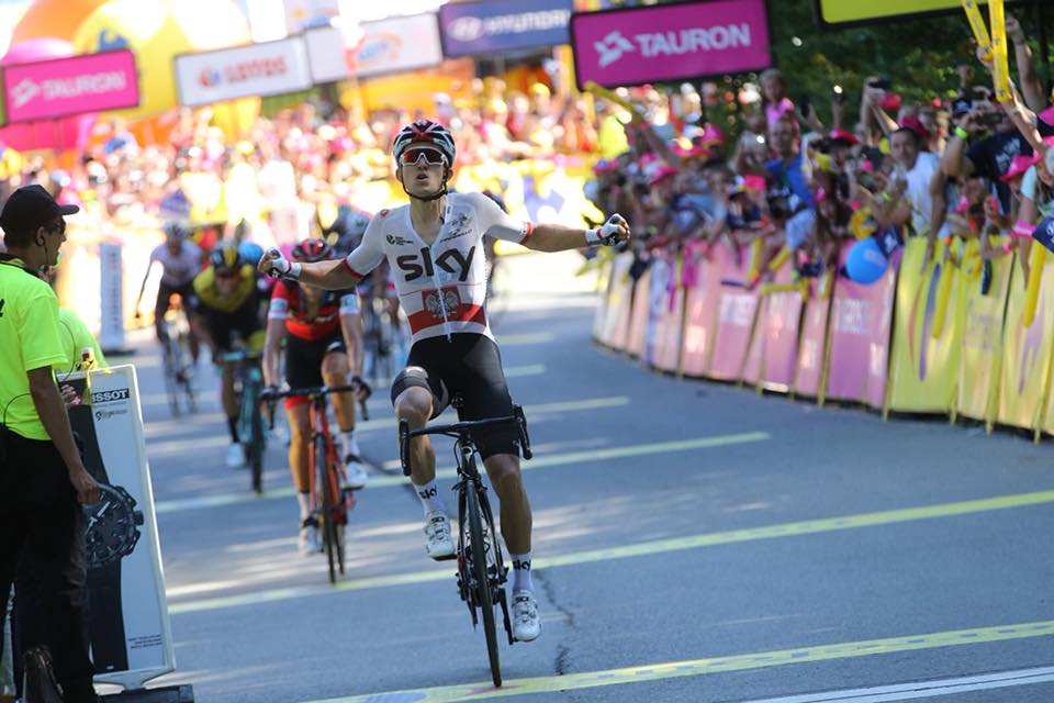Michal Kwiatkowski - Tour de Pologne JoanSeguidor