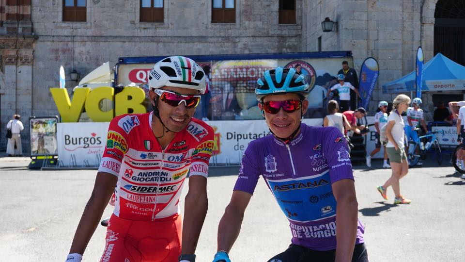 Iván Ramiro Sosa en Burgos - JoanSeguidor