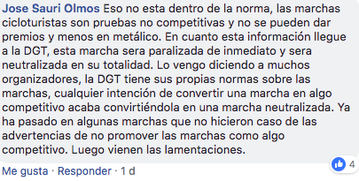 Cicloturista - JoanSeguidor