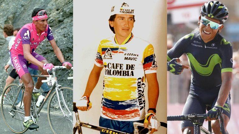 Lagos de Covadonga- ciclismo colombiano JoanSeguidor