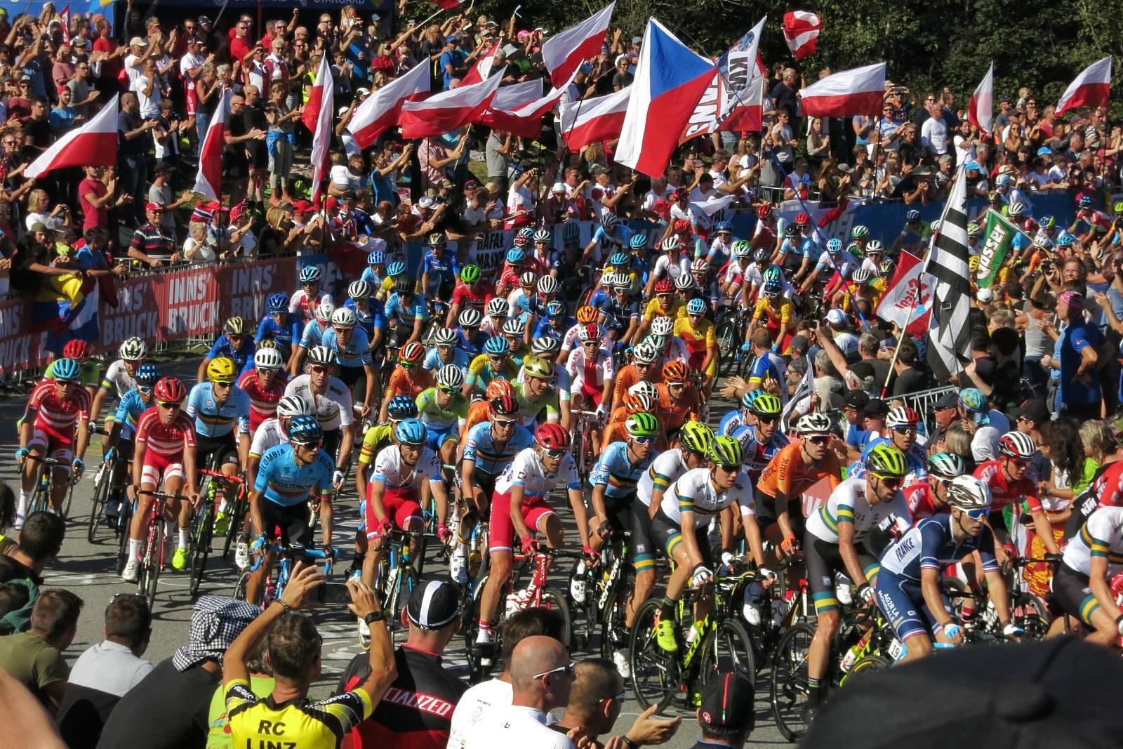 Mundiales de ciclismo JoanSeguidor