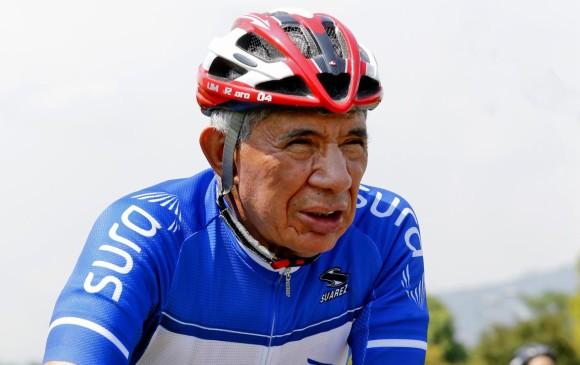 Ciclismo a los 50 ciclista JoanSeguidor