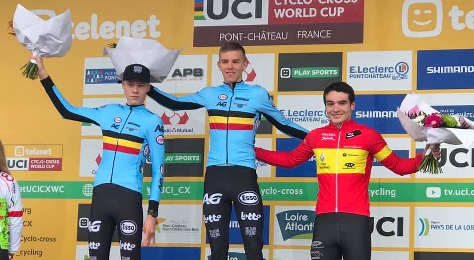 Ciclocross Carlos Canal Copa del Mundo JoanSeguidor