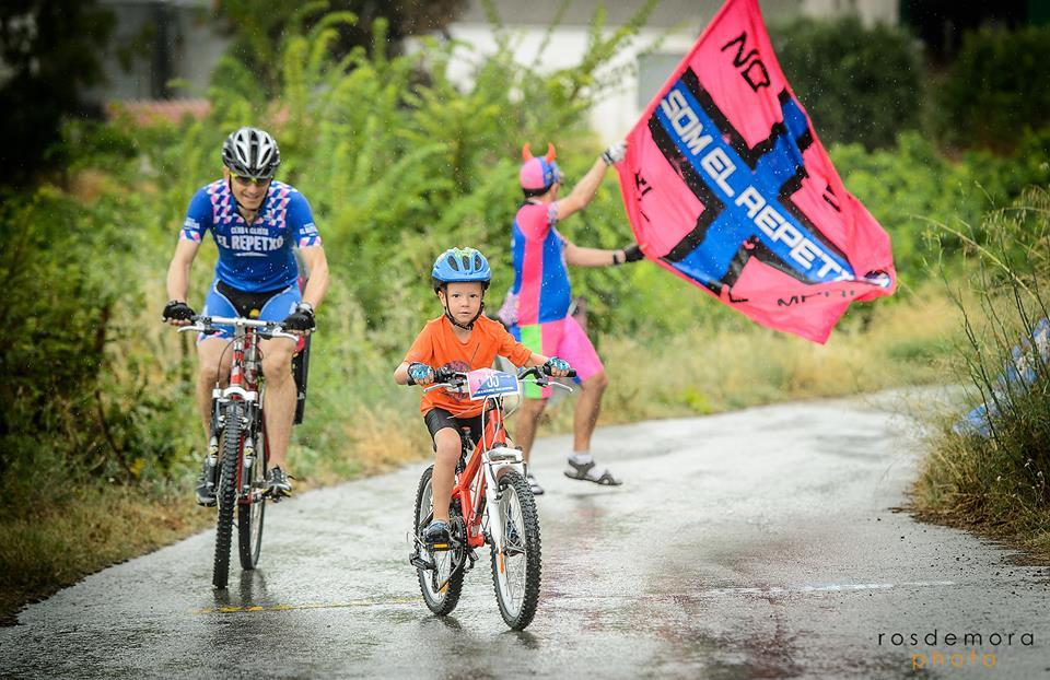 El Repetxo ciclistas JoanSeguidor