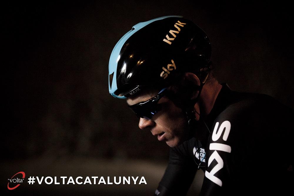Chris Froome en la Volta Catalunya JoanSeguidor