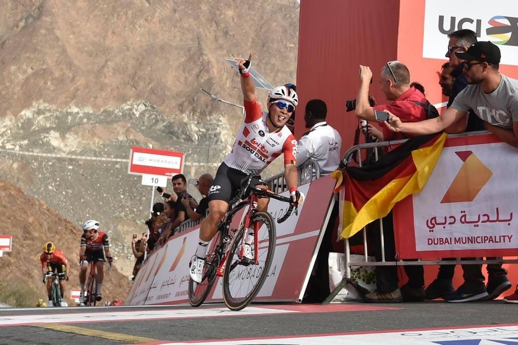 sprinter Caleb Ewan JoanSeguidor