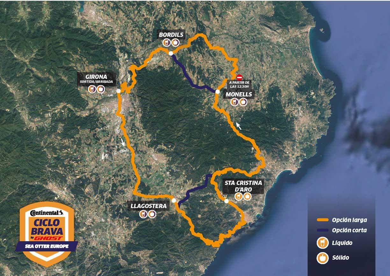 Ciclobrava mapa JoanSeguidor