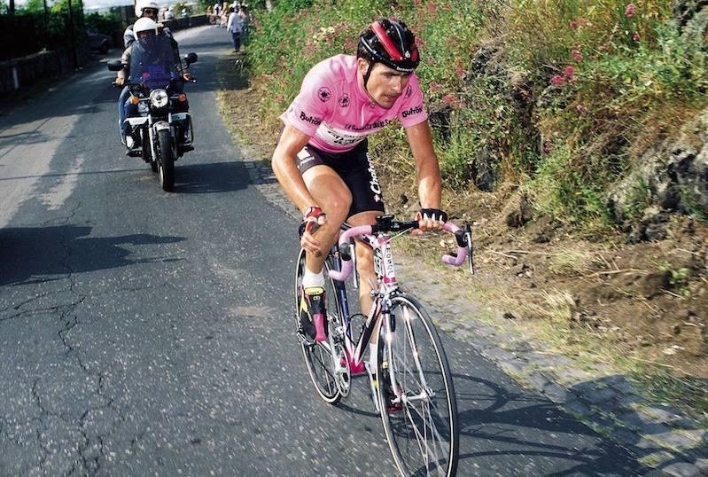 Gianni Bugno JoanSeguidor