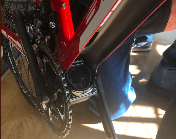 bateria bici berria berria