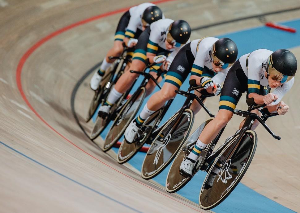 Ciclismo australiano pista JoanSeguidor