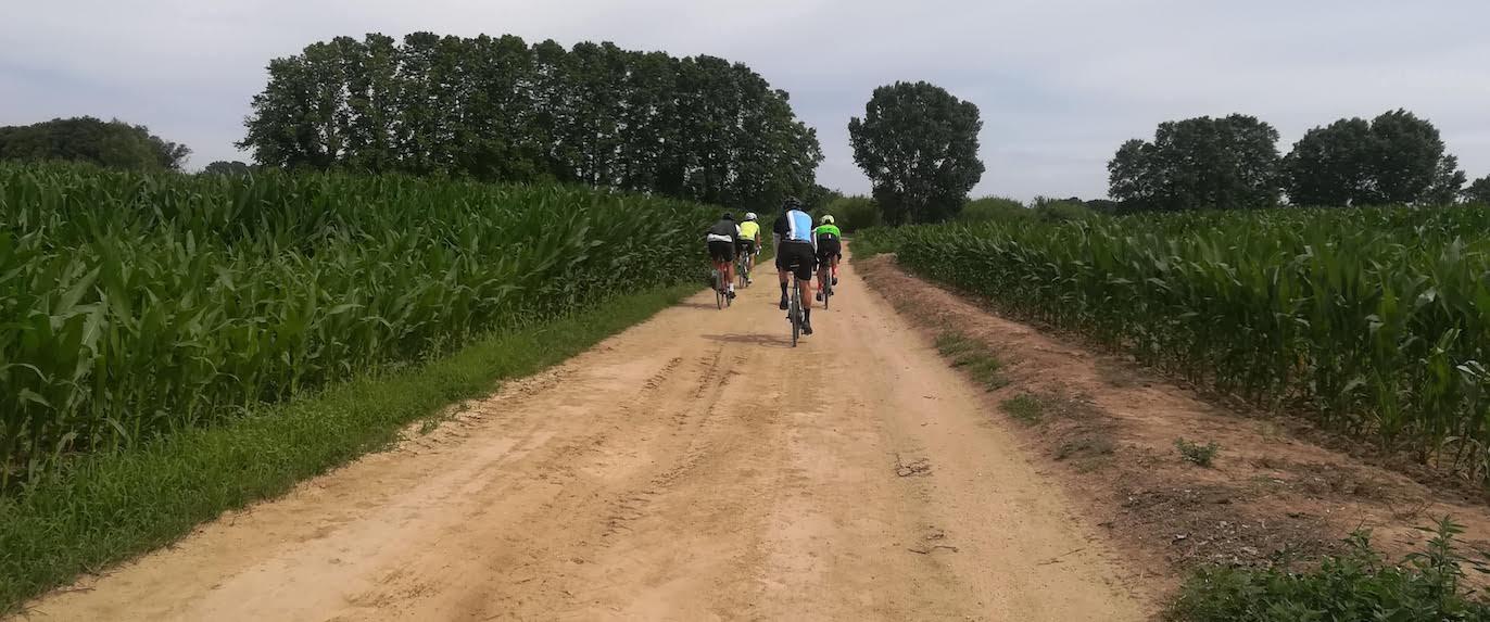 Girona Gravel Ride camino JoanSeguidor