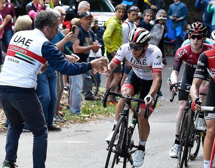 Ciclismo esloveno Jan Polanc JoanSeguidor