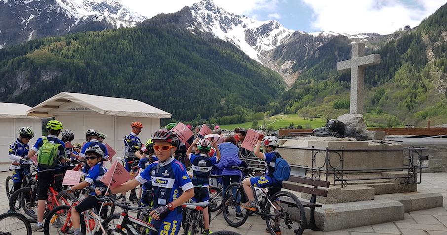 Giro de Italia Courmayeur JoanSeguidor