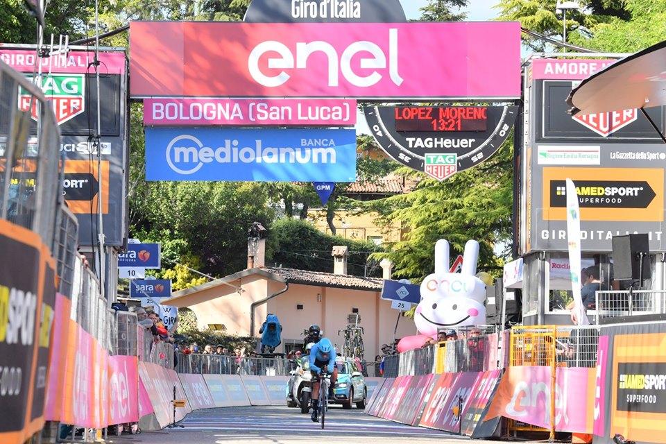 Giro Italia Roglic JoanSeguidor