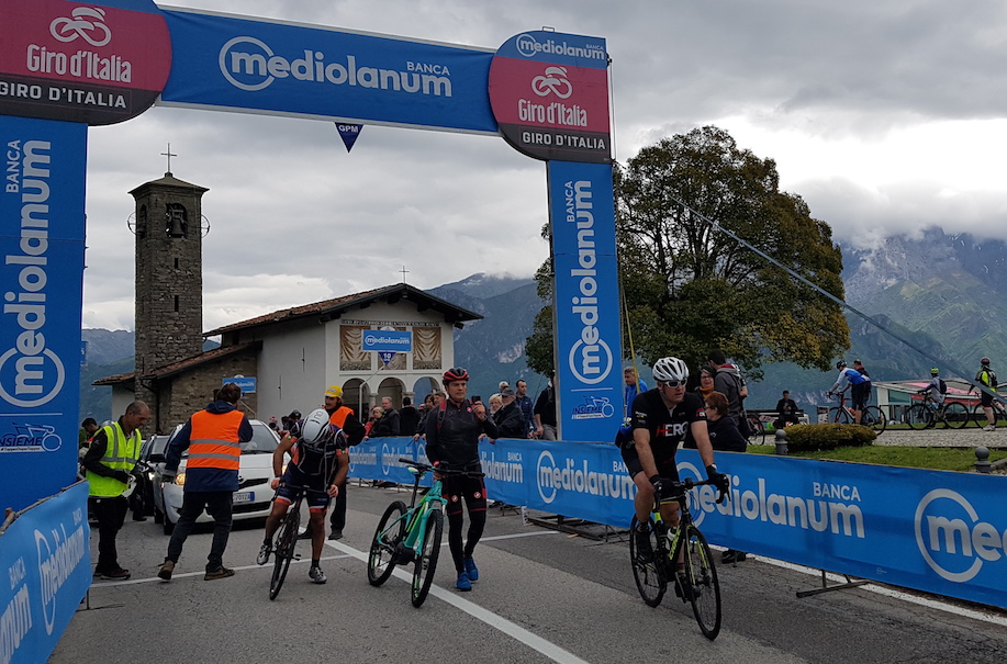 Madonna Ghisallo Giro Italia Montaña joanSeguidor