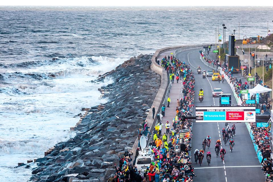 Tour de Yorkshire meta JoanSeguidor