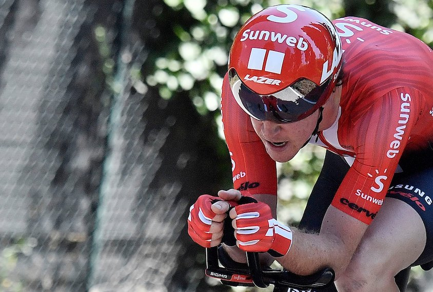 Chad Haga Giro Italia JoanSeguidor