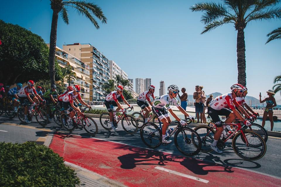 La Vuelta etapas JoanSeguidor