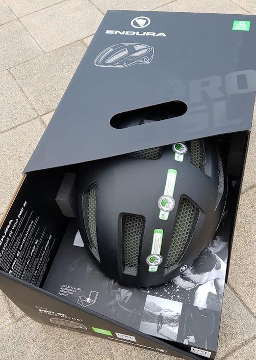 caja casco endura