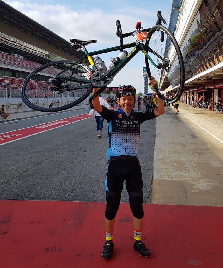Jose Maria Moya Berria Bikes Montmelo final JoanSeguidor